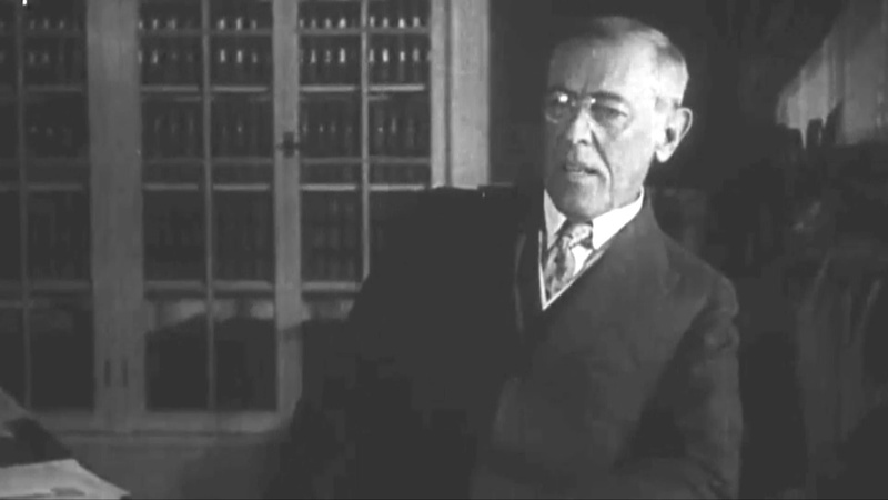 Princeton won't remove Woodrow Wilson's name