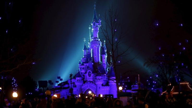 Disney's heir apparent exits the castle