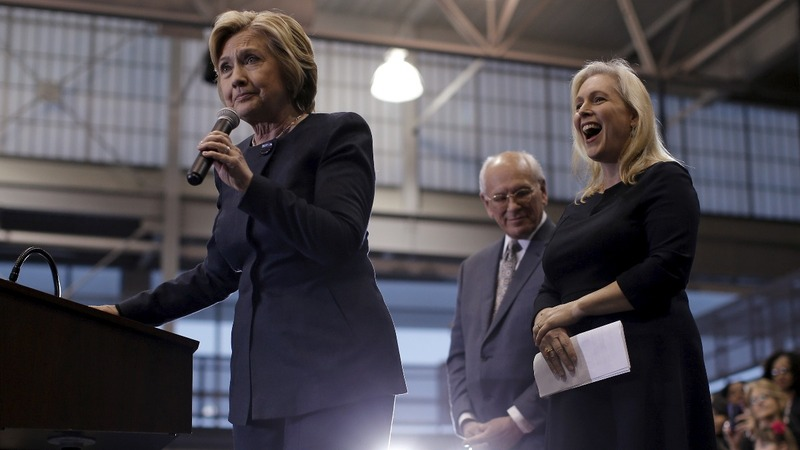 Clinton defends home turf in New York