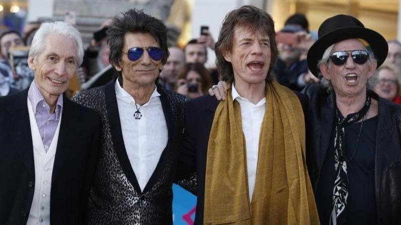 VERBATIM: Rolling Stones on 'Exhibitionism'