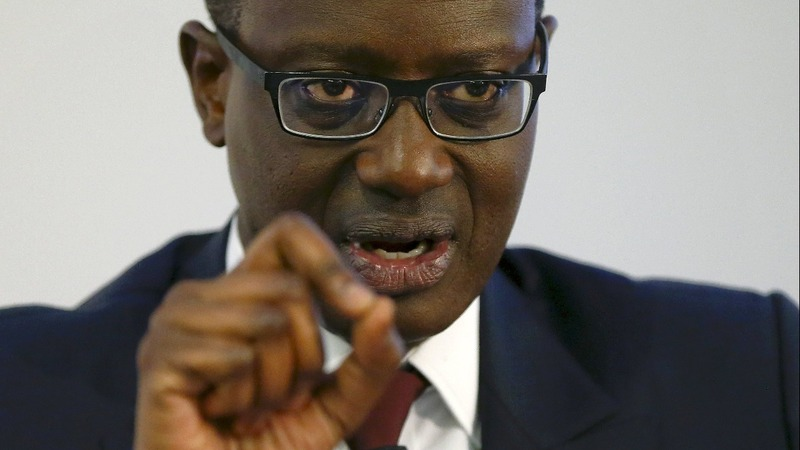 Credit Suisse pressured over $1bln write-down