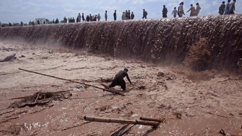 Floods kill at least 56 in northern Pakistan