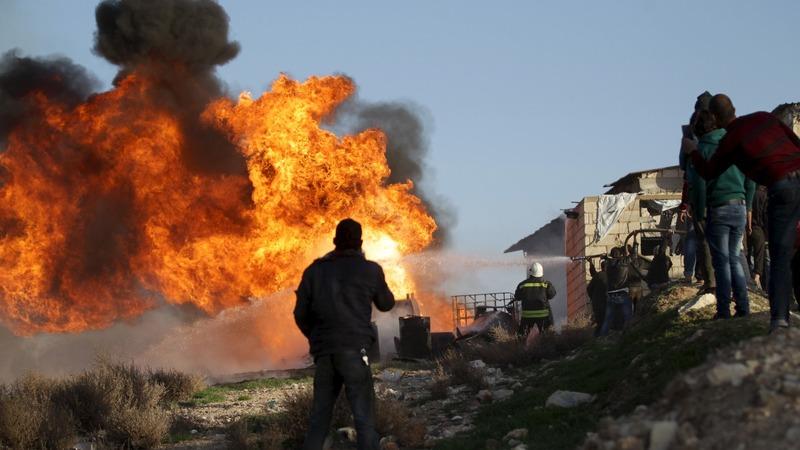 Islamist rebels shoot down Syrian warplane