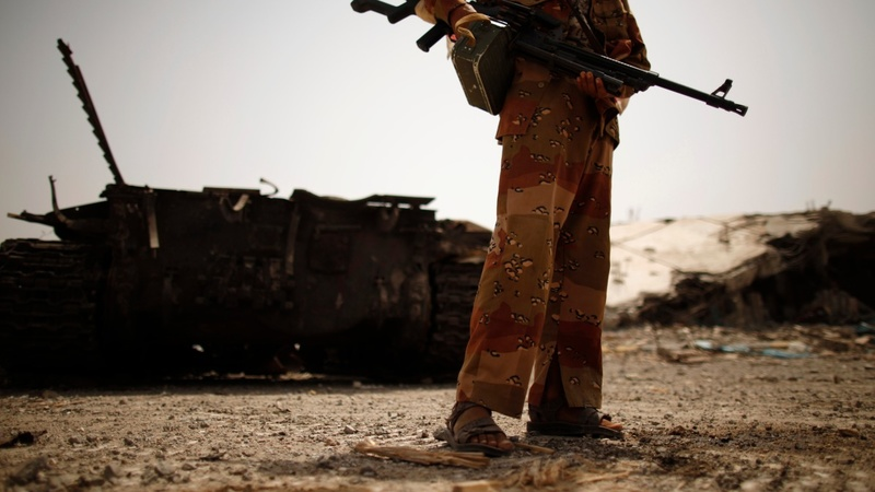 Al-Qaeda quasi-state rises in Yemen's civil war