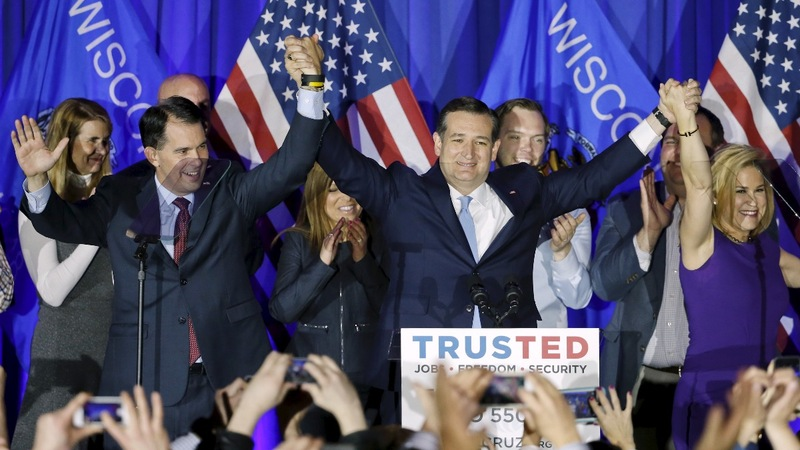 Cruz wins Wisconsin, proving 'NeverTrump' has hope
