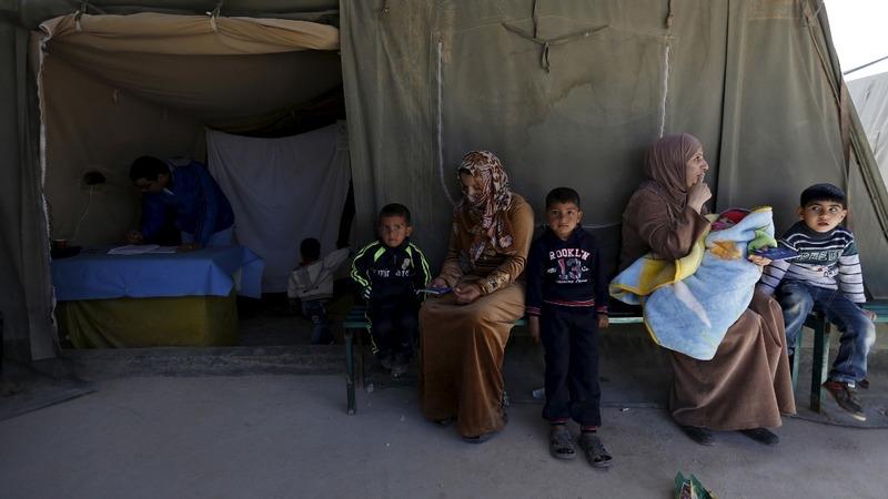 Syrian refugee family resettles in U.S.