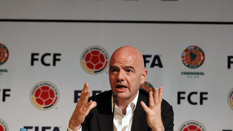 FIFA chief under Panama Papers pressure