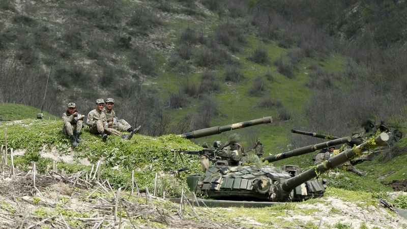 Fragile Nagorno-Karabakh truce holds