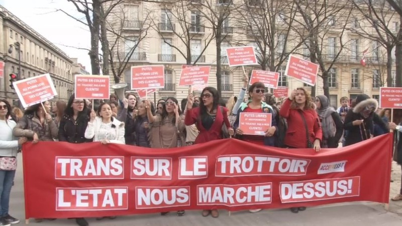 France bans paying for sex