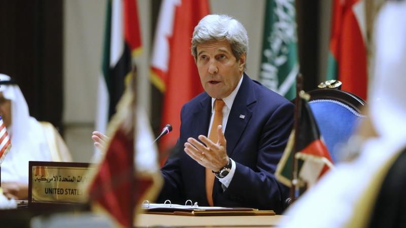 VERBATIM: Kerry condemns Iran's actions