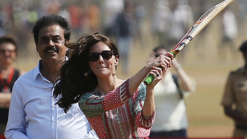 INSIGHT: British royals enjoy games in India