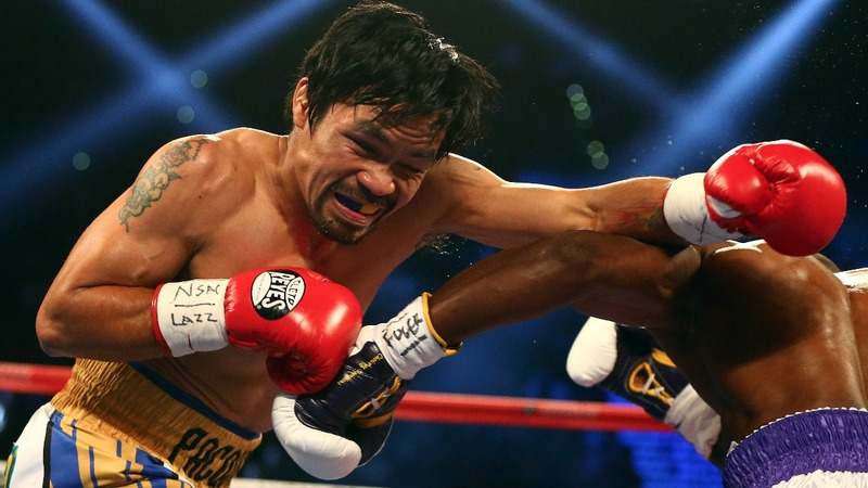 Pacquiao notches win in final career fight
