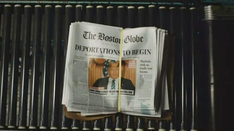 Boston Globe denounces Trump in 'front-page' satire