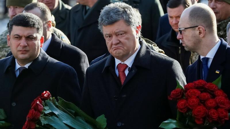 Poroshenko urges Ukrainians to chose new PM
