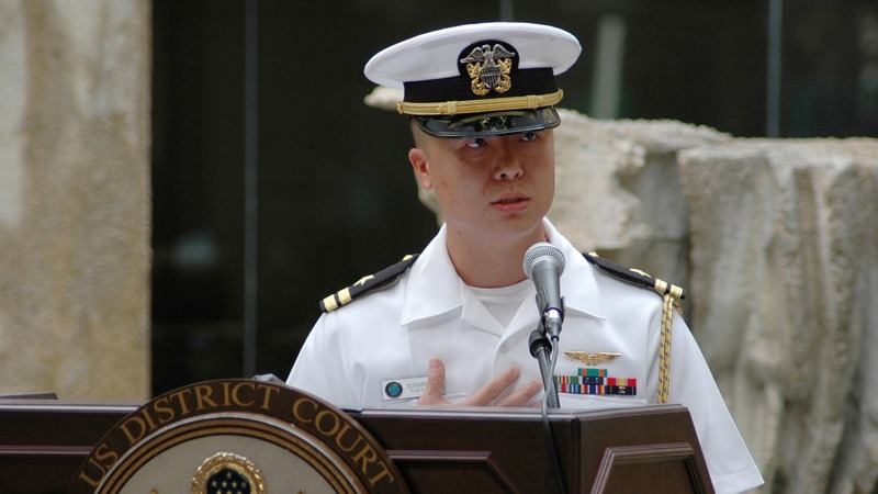 U.S. Navy officer accused of spying