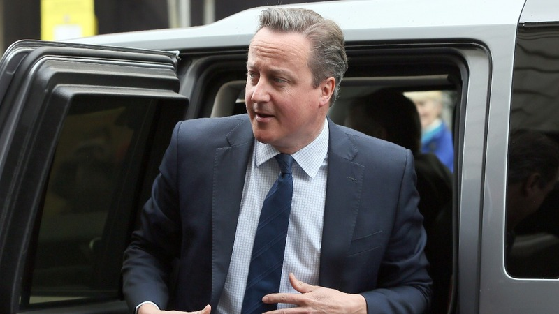 Cameron turns the tables on tax scandal