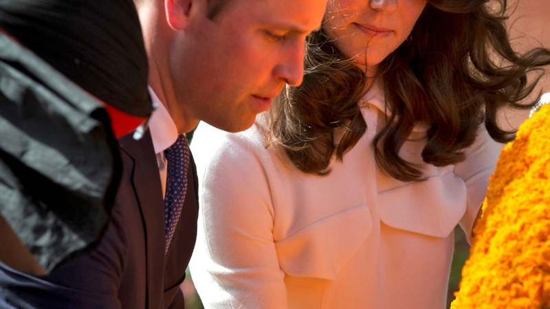 INSIGHT: William and Kate's visit to New Delhi