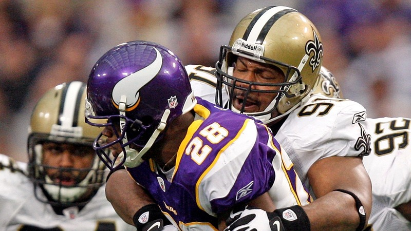 Police search for motive in death of ex-Saints star