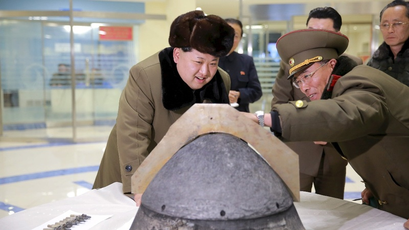 North Korea reveals details of weapons program