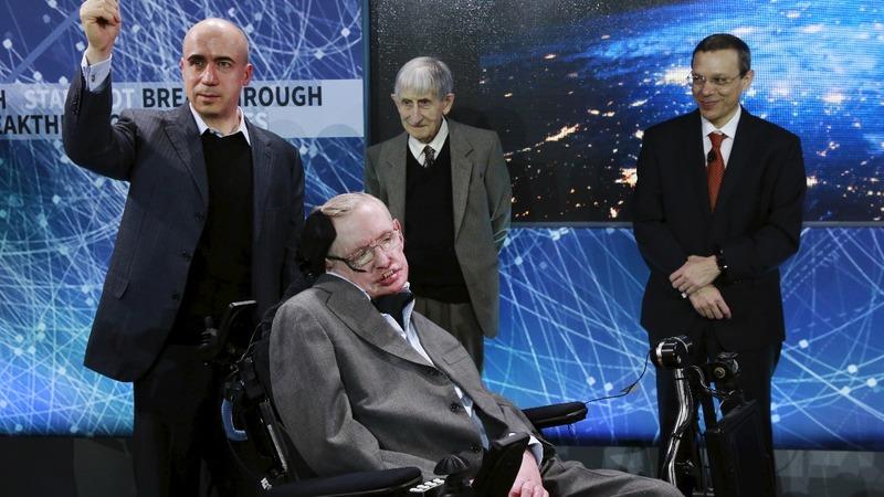 $100 million bet on interstellar research