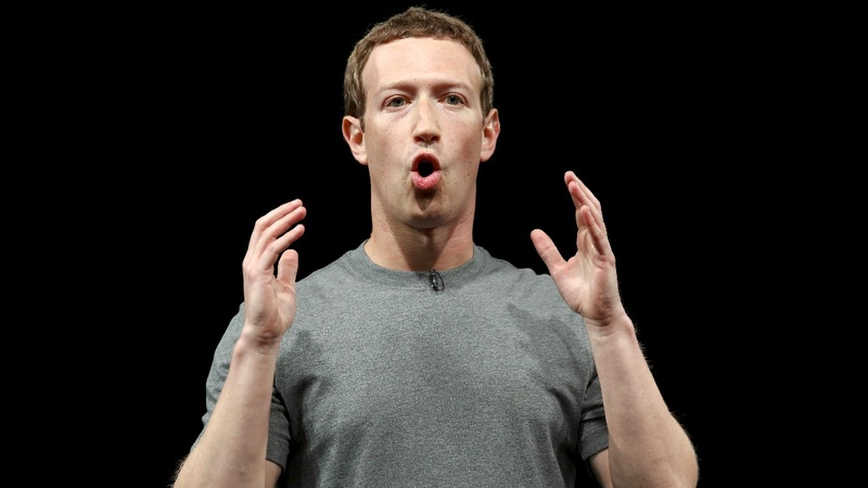 VERBATIM: Zuckerberg's thinly veiled jab at Trump