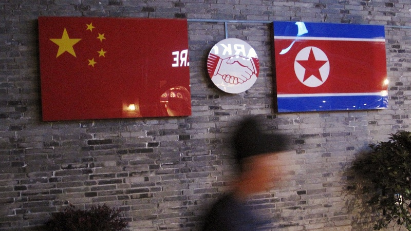 13 North Koreans defect, China looks away