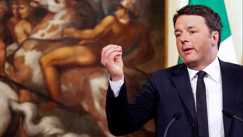 Italy passes Renzi's flagship reform