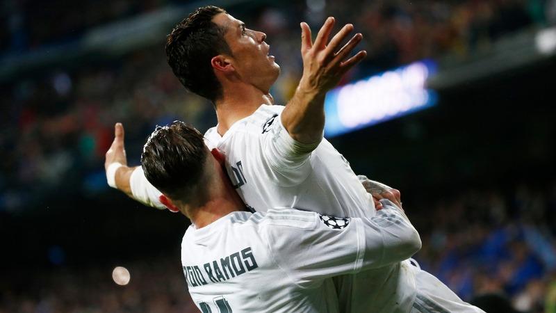 Ronaldo shines, Pellegrini shruggs ahead of semi-finals