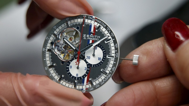 Clock ticking for Swiss watchmakers