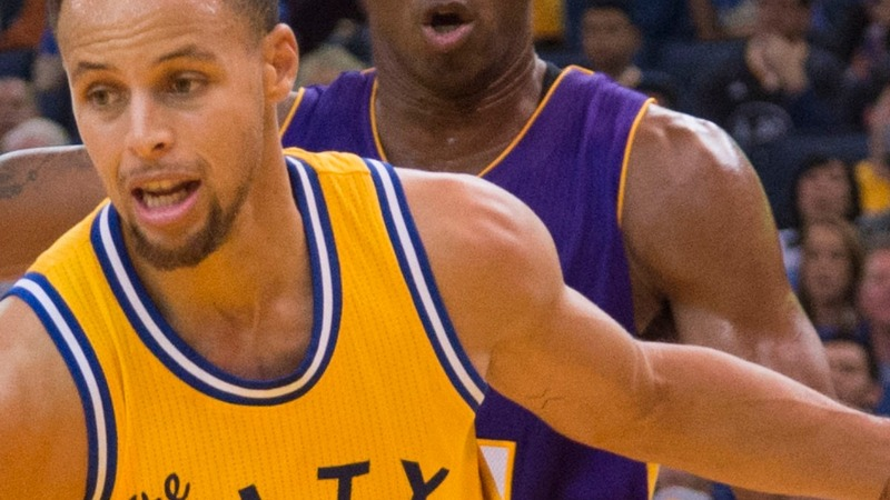 Curry, Bryant play for history