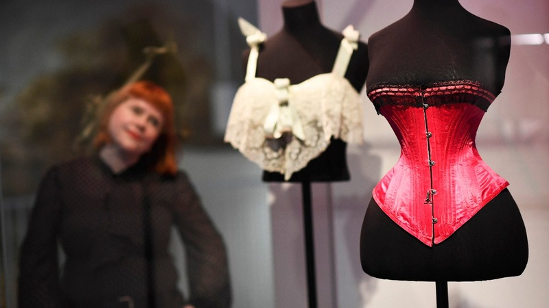 British museum reveals all about underwear