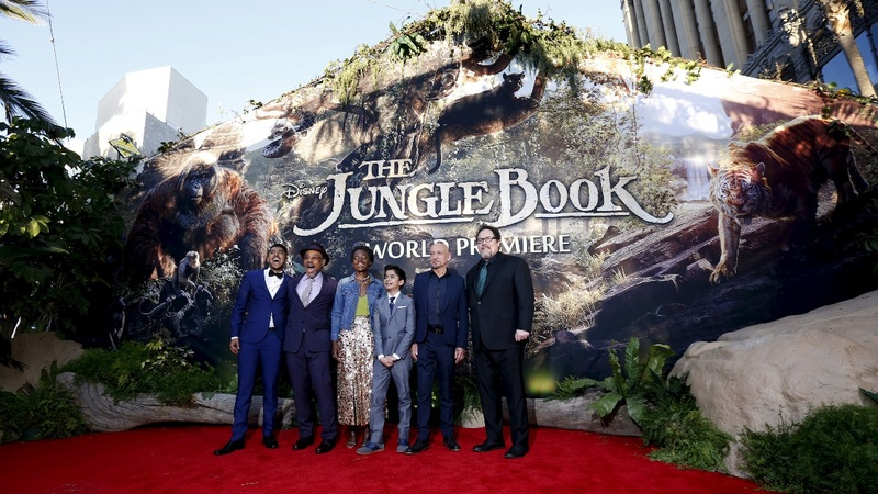 'Jungle Book' cast open to sequel