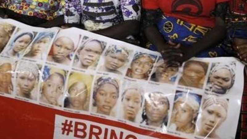 New video may show missing Nigeria girls