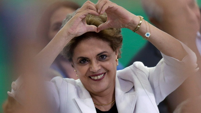 Odds favour impeachment for Rousseff
