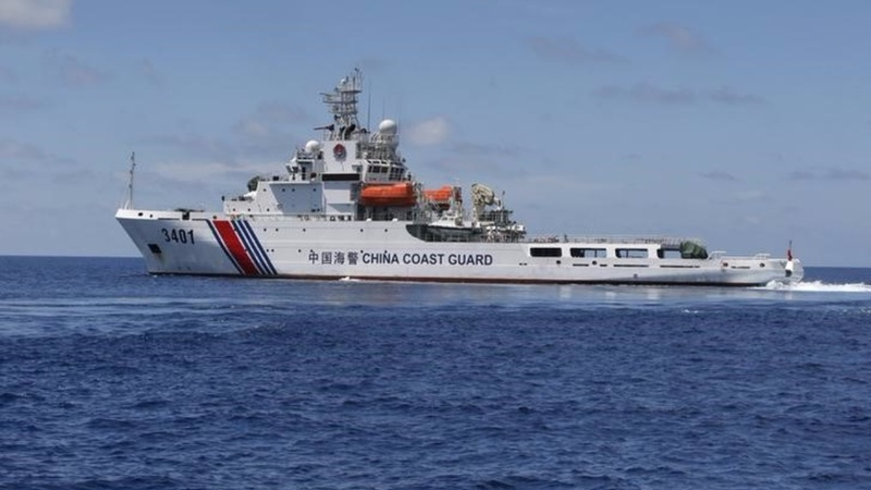 A new alliance forming in the South China Sea