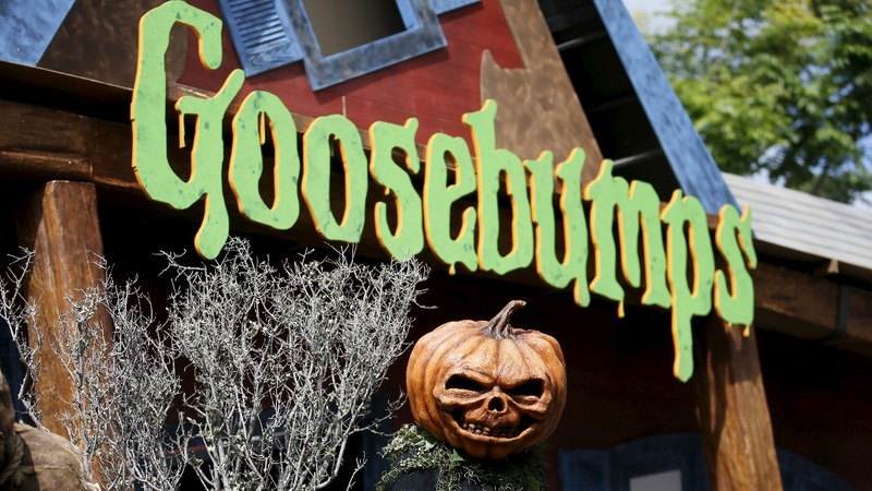 INSIGHT: 'Goosebumps' comes back to life