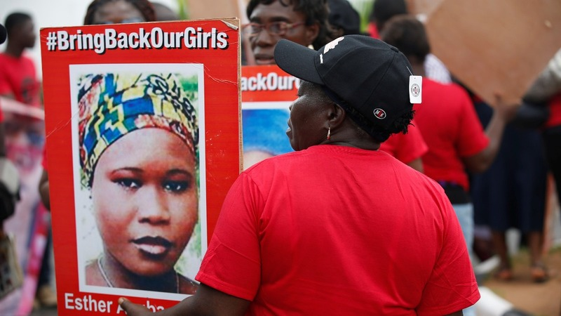 Missing Nigerian girls identified in new video