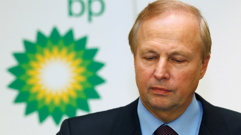 BP shareholders sniffy over Dudley's package