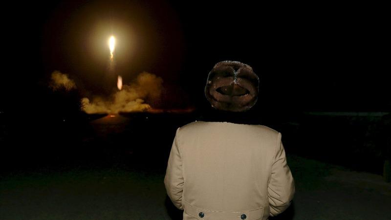 North Korea missile launch failed: South