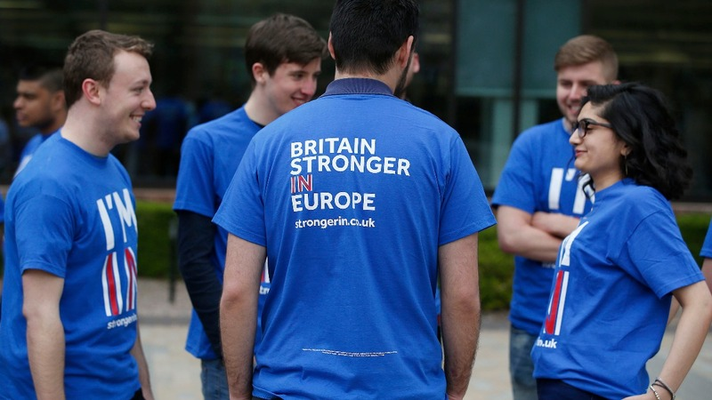 Cameron calling, Brexit campaigning begins