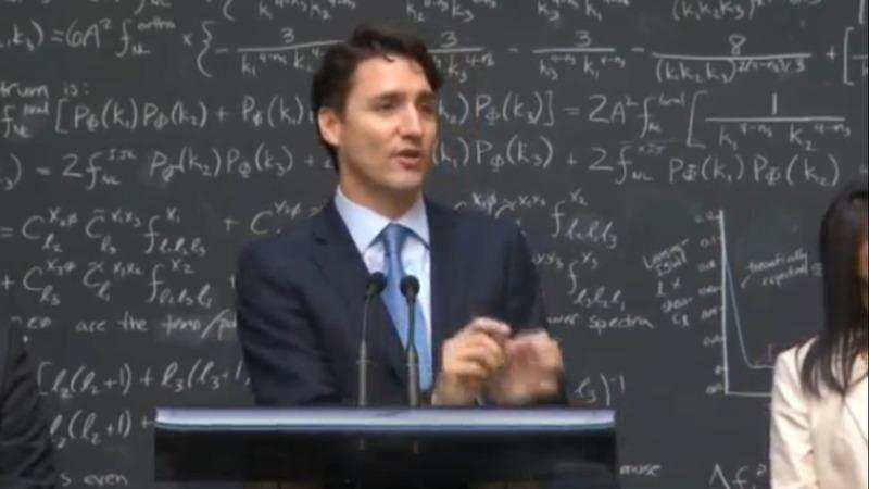 VERBATIM: Canada's Trudeau schools a snarky reporter