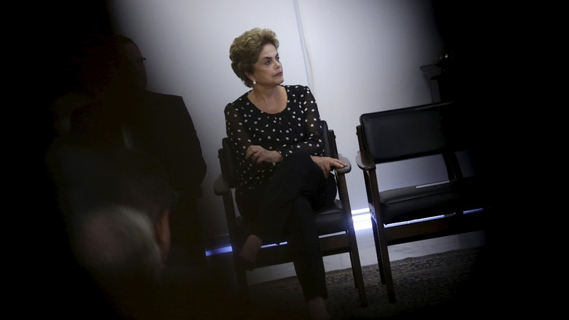 Brazil's master deal-maker may not save Rousseff