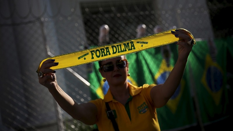 Brazil lower house votes to impeach Rousseff