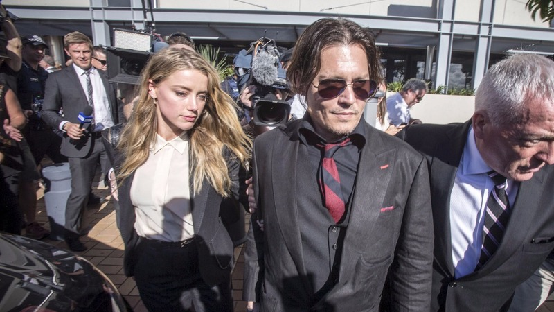 Depp delivers unglamorous apology to Australia