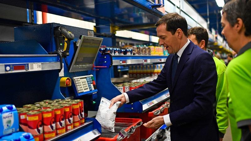VERBATIM: Osborne counts cost of EU exit