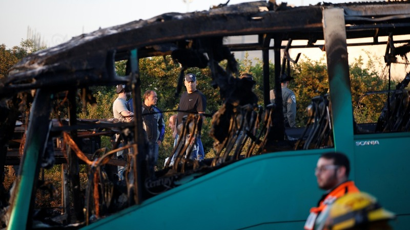 Jerusalem bus blast was bomb says official