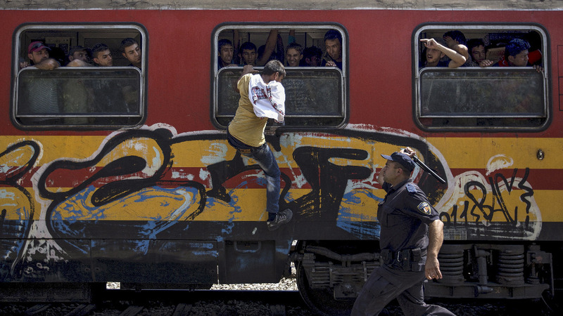 Reuters wins Pulitzer Prize for Photography