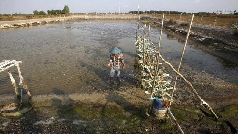 Drought and dams put Vietnam's future at risk