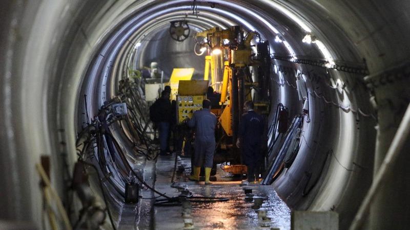 Italian team prepares to fix crumbling Iraqi dam