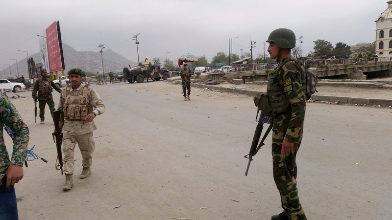 Taliban claim deadly suicide blast in Kabul